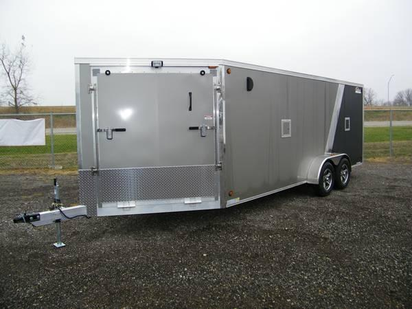 2014 Legend 7x23 Explorer V Nose Trailer Enclosed Trailer