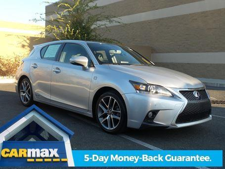 2014 Lexus CT 200h Base 4dr Hatchback