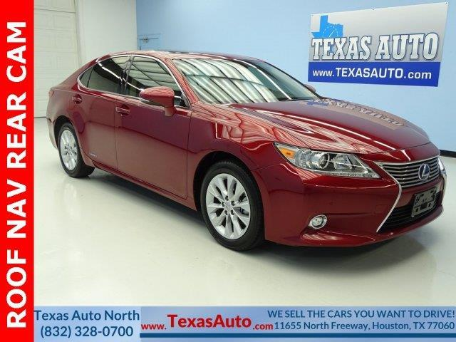 2014 lexus es 300h base 4dr sedan for sale in houston texas classified. Black Bedroom Furniture Sets. Home Design Ideas