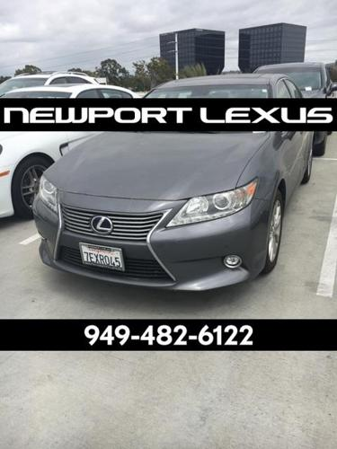 2014 Lexus ES 300h Base 4dr Sedan
