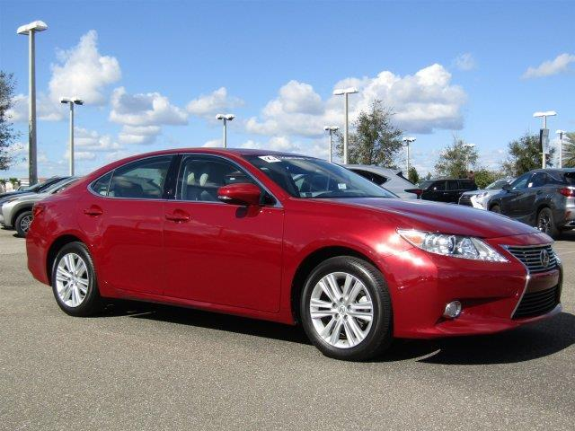 2014 lexus es 350 base 4dr sedan for sale in melbourne florida classified. Black Bedroom Furniture Sets. Home Design Ideas