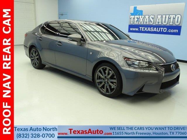 2014 Lexus Gs 350 Base 4dr Sedan For Sale In Houston
