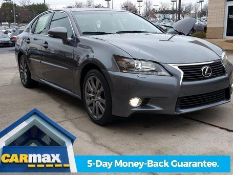 2014 lexus gs 350 base awd 4dr sedan for sale in barrett parkway georgia classified. Black Bedroom Furniture Sets. Home Design Ideas
