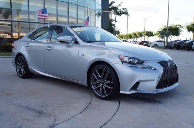 2014 lexus is 250 4dr car for sale in miami florida classified. Black Bedroom Furniture Sets. Home Design Ideas