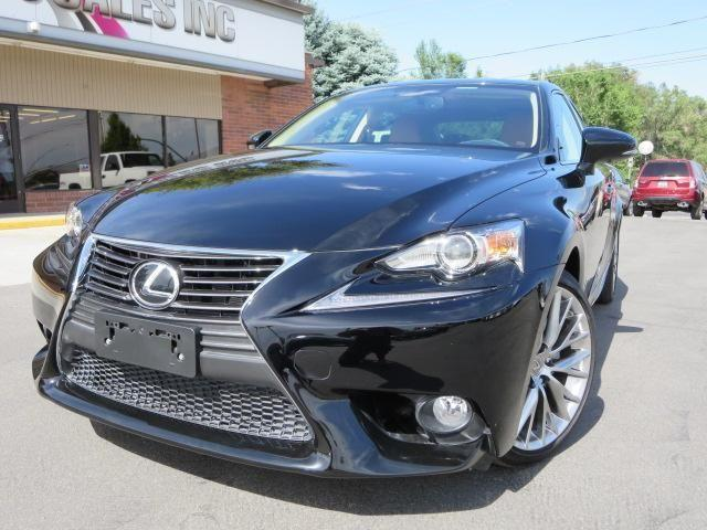 2014 lexus is 250 for sale in west jordan utah classified. Black Bedroom Furniture Sets. Home Design Ideas