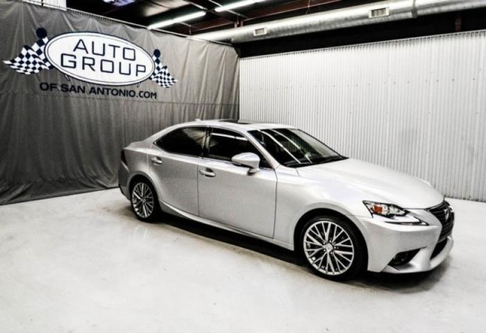 2014 lexus is 250 for sale in san antonio texas classified. Black Bedroom Furniture Sets. Home Design Ideas