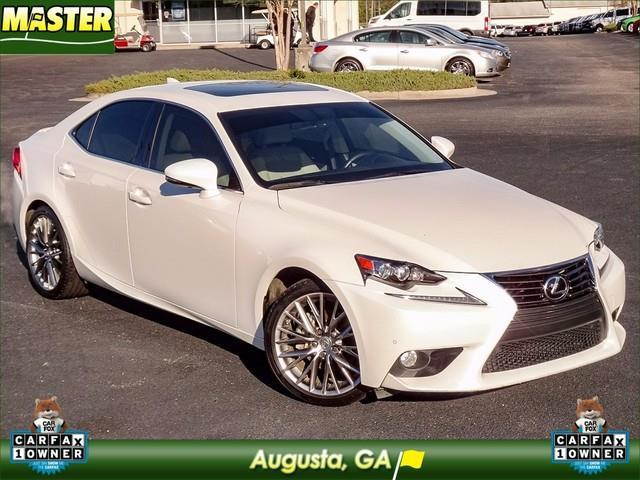 2014 lexus is 250 base 4dr sedan for sale in augusta georgia classified. Black Bedroom Furniture Sets. Home Design Ideas