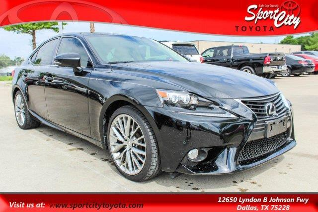 2014 lexus is 250 base 4dr sedan for sale in dallas texas classified. Black Bedroom Furniture Sets. Home Design Ideas
