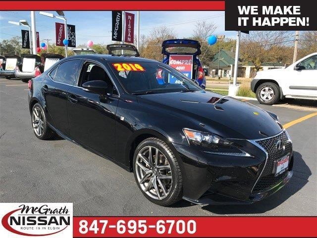 2014 lexus is 250 base awd 4dr sedan for sale in elgin illinois classified. Black Bedroom Furniture Sets. Home Design Ideas