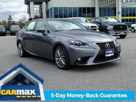 2014 Lexus IS 250 Base AWD 4dr Sedan