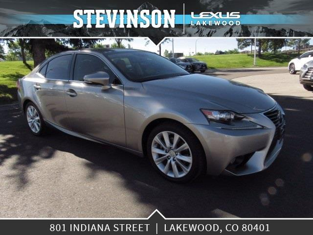 2014 lexus is 250 base awd 4dr sedan for sale in lakewood colorado classified. Black Bedroom Furniture Sets. Home Design Ideas
