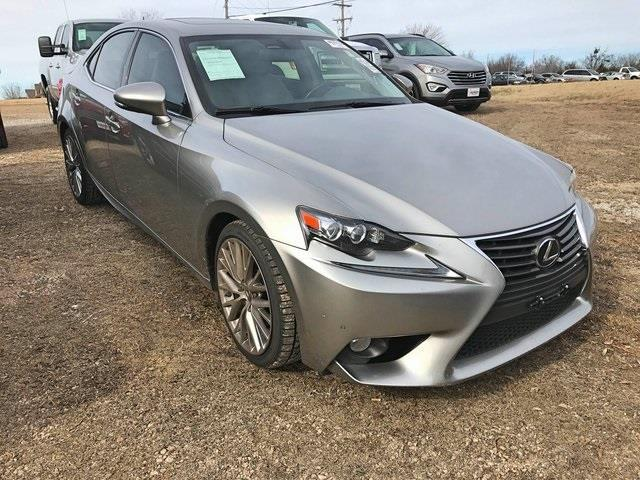 2014 Lexus IS 350 Base 4dr Sedan