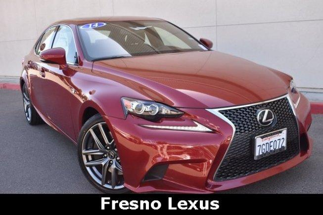 2014 Lexus Is For Sale In Fresno California Classified