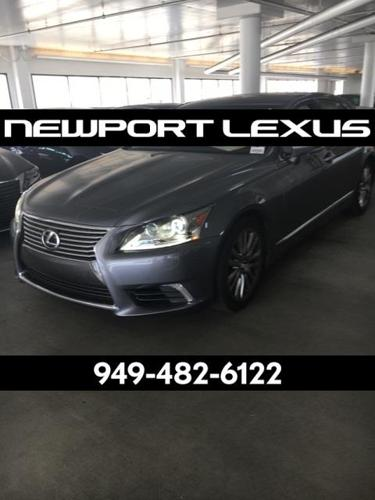 2014 Lexus LS 460 Base 4dr Sedan