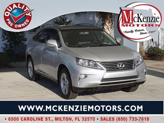 2014 lexus rx 350 base 4dr suv for sale in milton florida classified. Black Bedroom Furniture Sets. Home Design Ideas
