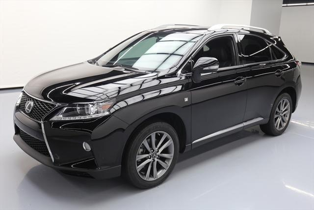 2014 lexus rx 350 f sport awd f sport 4dr suv for sale in houston texas classified. Black Bedroom Furniture Sets. Home Design Ideas