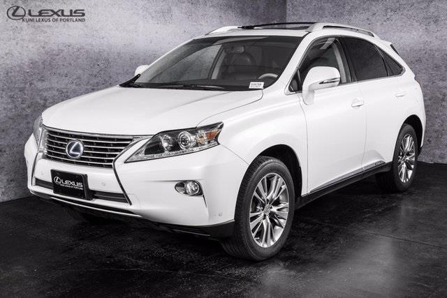 2014 lexus rx 450h base awd 4dr suv for sale in portland. Black Bedroom Furniture Sets. Home Design Ideas