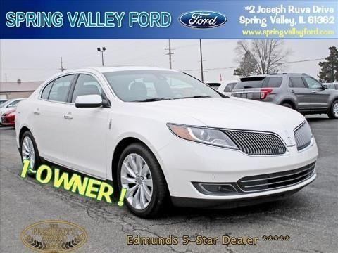 2014 lincoln mks 4 door sedan for sale in ottoville illinois classified. Black Bedroom Furniture Sets. Home Design Ideas