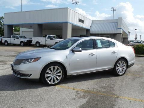 2014 lincoln mks 4 door sedan for sale in silsbee texas classified. Black Bedroom Furniture Sets. Home Design Ideas