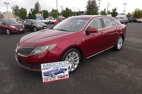2014 lincoln mks 4 door sedan for sale in grants pass oregon classified. Black Bedroom Furniture Sets. Home Design Ideas