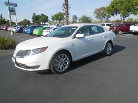 2014 lincoln mks 4 door sedan for sale in corning california classified. Black Bedroom Furniture Sets. Home Design Ideas