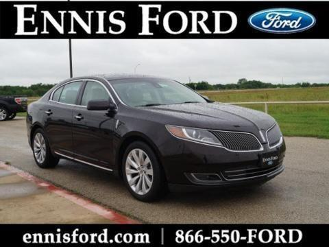 2014 lincoln mks 4 door sedan for sale in ennis texas classified. Black Bedroom Furniture Sets. Home Design Ideas