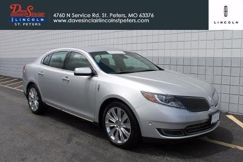 2014 lincoln mks 4 door sedan for sale in saint peters missouri classified. Black Bedroom Furniture Sets. Home Design Ideas