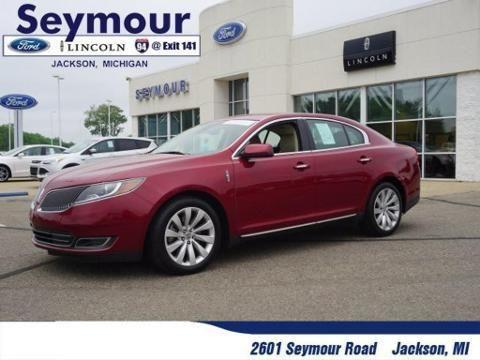 2014 lincoln mks 4 door sedan for sale in jackson michigan classified. Black Bedroom Furniture Sets. Home Design Ideas