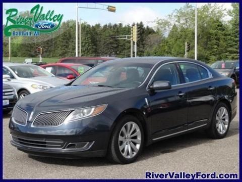 2014 lincoln mks for sale in baldwin wisconsin classified. Black Bedroom Furniture Sets. Home Design Ideas