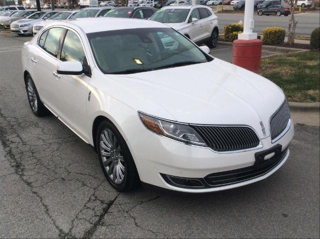 2014 lincoln mks base 4dr sedan for sale in greensboro north carolina classified. Black Bedroom Furniture Sets. Home Design Ideas
