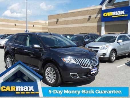 2014 lincoln mkx base 4dr suv for sale in cleveland ohio classified. Black Bedroom Furniture Sets. Home Design Ideas