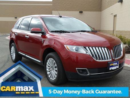 2014 Lincoln MKX Base AWD 4dr SUV