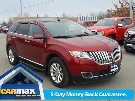 2014 lincoln mkx base awd 4dr suv for sale in saint peters missouri classified. Black Bedroom Furniture Sets. Home Design Ideas