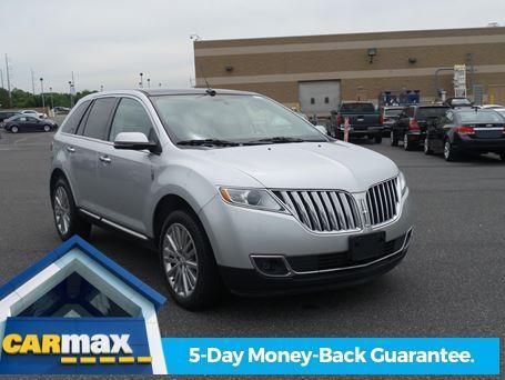 2014 lincoln mkx base awd 4dr suv for sale in newark delaware classified. Black Bedroom Furniture Sets. Home Design Ideas