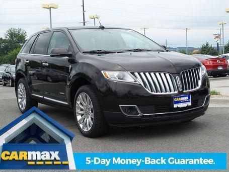 2014 lincoln mkx base awd 4dr suv for sale in knoxville tennessee classified. Black Bedroom Furniture Sets. Home Design Ideas