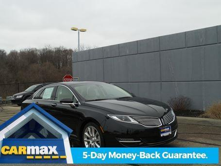 2014 Lincoln MKZ Base 4dr Sedan