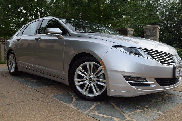 2014 Lincoln MKZ Base AWD V6 4dr Sedan