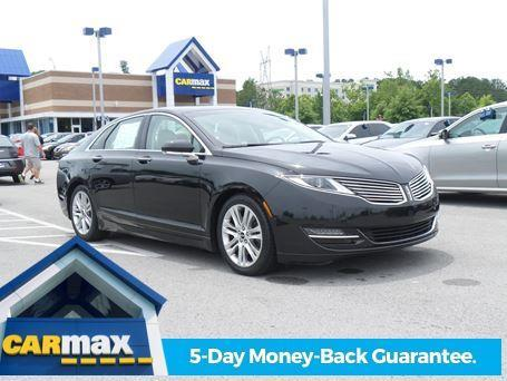 2014 Lincoln MKZ Base V6 4dr Sedan