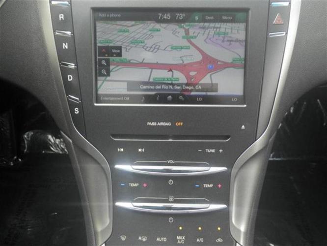 2014 Lincoln MKZ Base V6 4dr Sedan