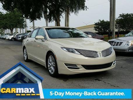 2014 Lincoln MKZ Hybrid Base 4dr Sedan