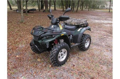 2014 LINHAI-YAMAHA Sport ATV 4x4 400cc