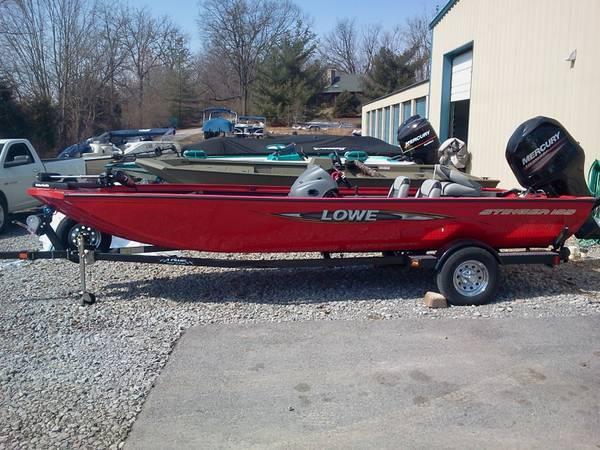 2014 Lowe Stinger 195   Dealer Invoice