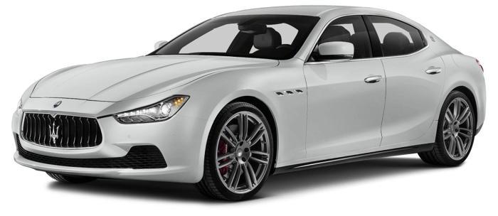 2014 Maserati Ghibli Base 4dr Sedan