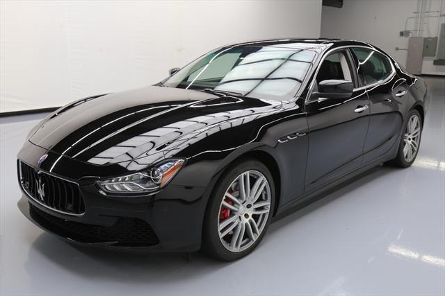 2014 maserati ghibli s q4 awd s q4 4dr sedan for sale in dallas texas classified. Black Bedroom Furniture Sets. Home Design Ideas