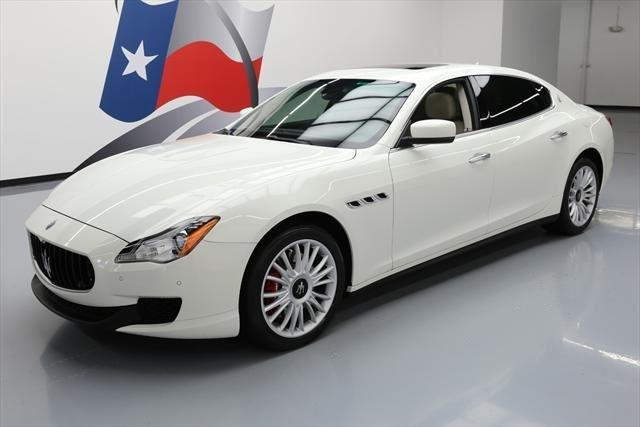 2014 maserati quattroporte s q4 awd s q4 4dr sedan for sale in houston texas classified. Black Bedroom Furniture Sets. Home Design Ideas
