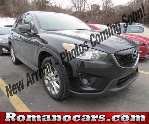2013 Mazda Cx 5 Grand Touring For Sale: 2014 Mazda CX-5 Grand Touring AWD Grand Touring 4dr SUV