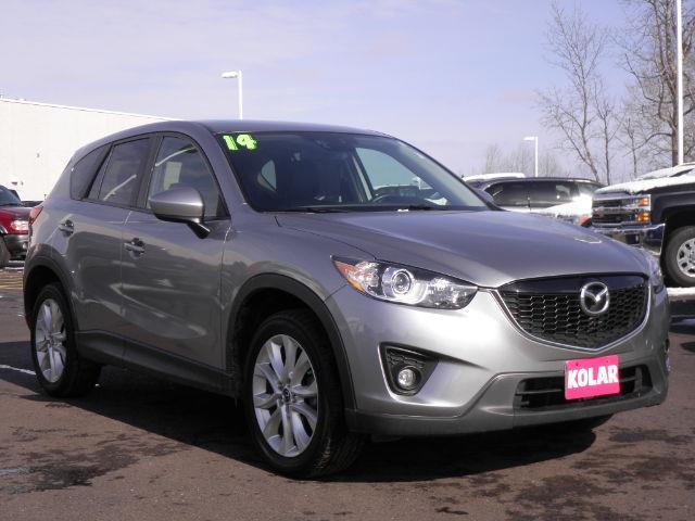 2014 mazda cx 5 grand touring awd grand touring 4dr suv for sale in duluth minnesota classified. Black Bedroom Furniture Sets. Home Design Ideas