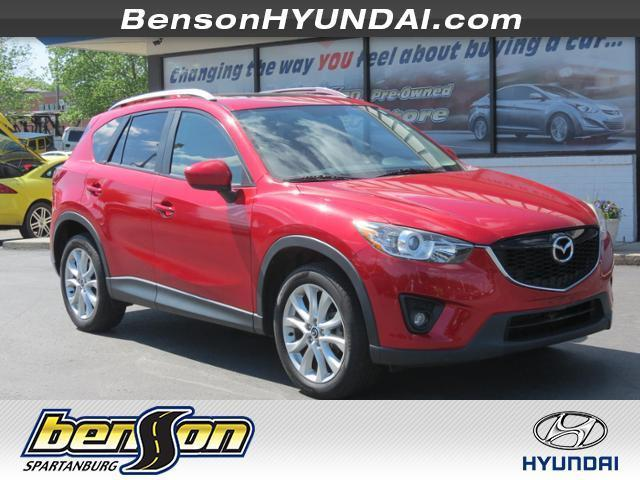2014 mazda cx 5 grand touring grand touring 4dr suv for sale in spartanburg south carolina. Black Bedroom Furniture Sets. Home Design Ideas