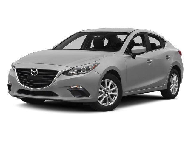 2014 Mazda Mazda3 i Sport i Sport 4dr Sedan 6M