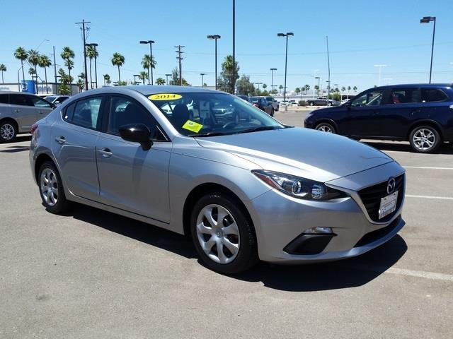 2014 Mazda Mazda3 I Sv I Sv 4dr Sedan 6m For Sale In